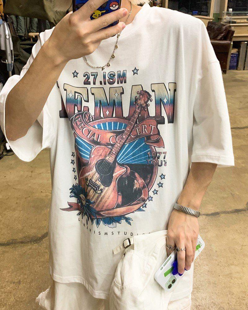 1977TOUR Tシャツの画像6