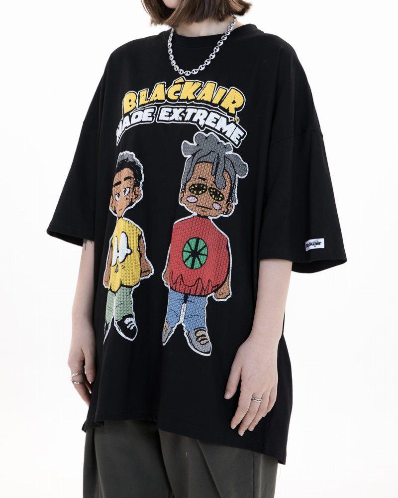 《2色》2manYahman Tシャツの画像1