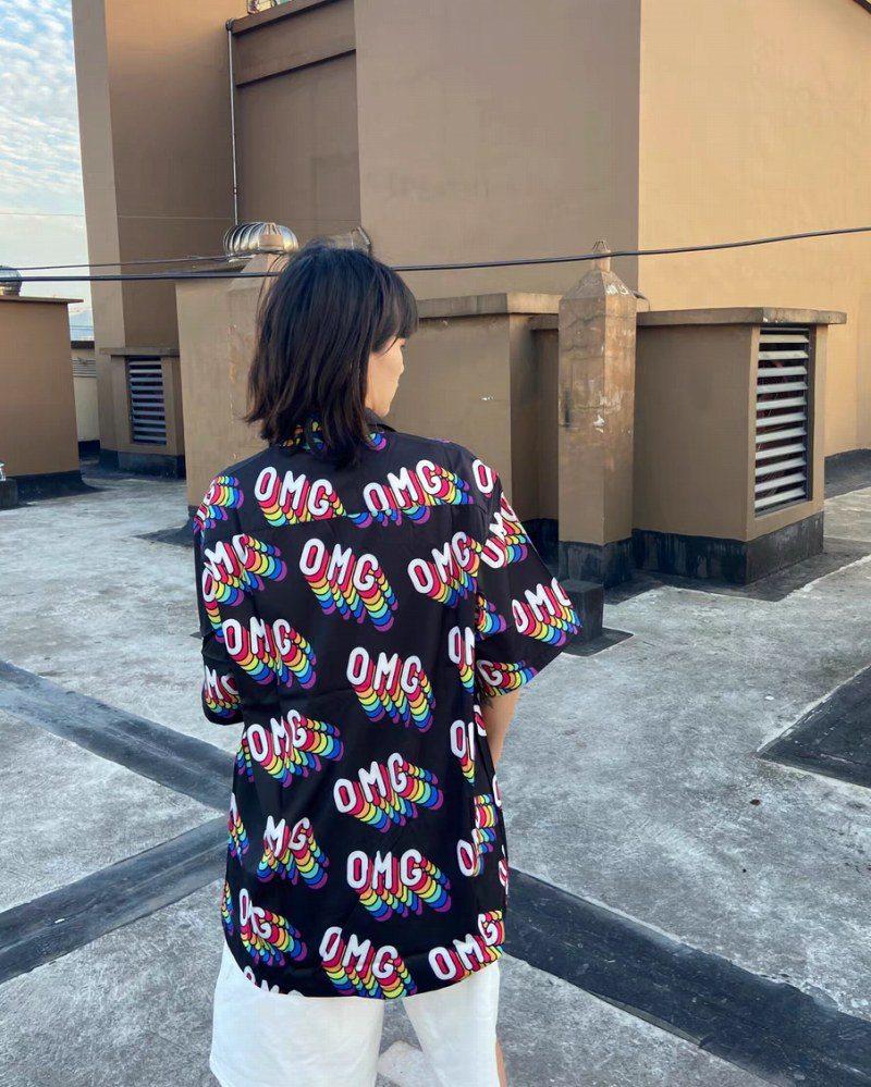 OMG半袖シャツの画像3