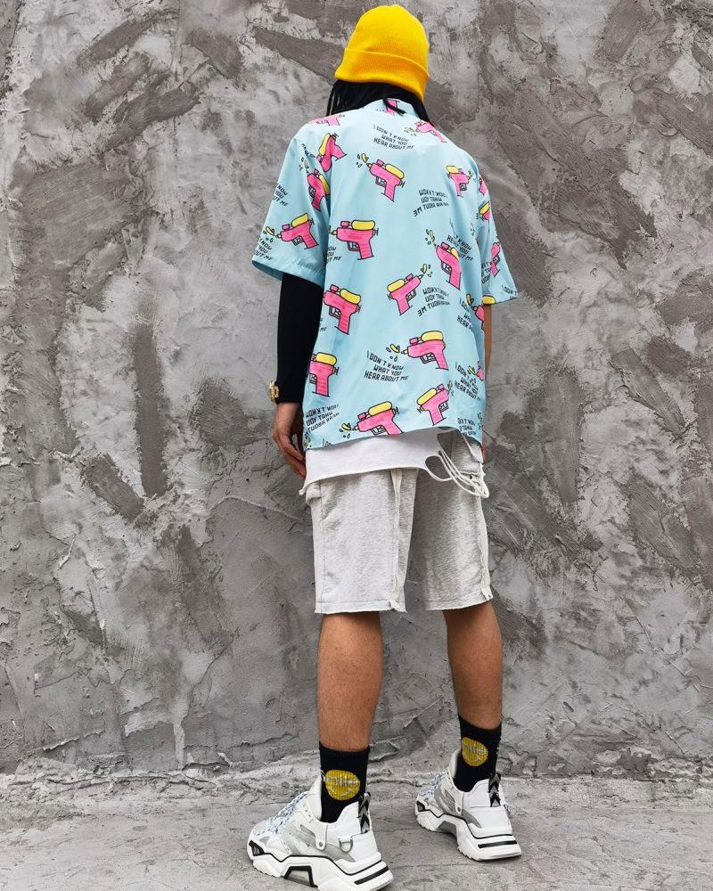 ウォーターガン半袖シャツの画像3