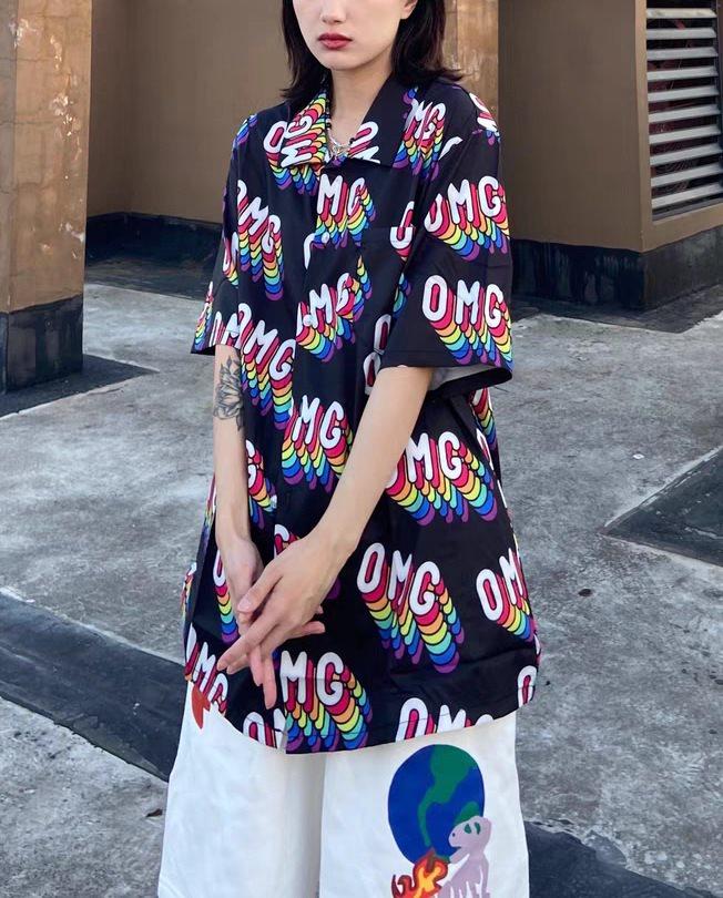 OMG半袖シャツの画像2