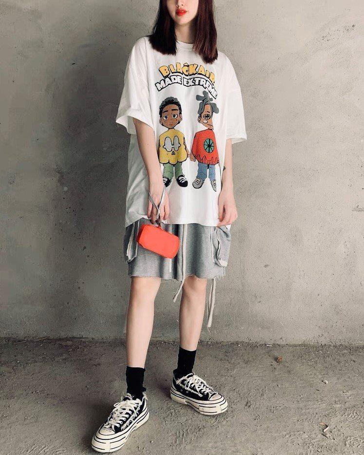 《2色》2manYahman Tシャツの画像3