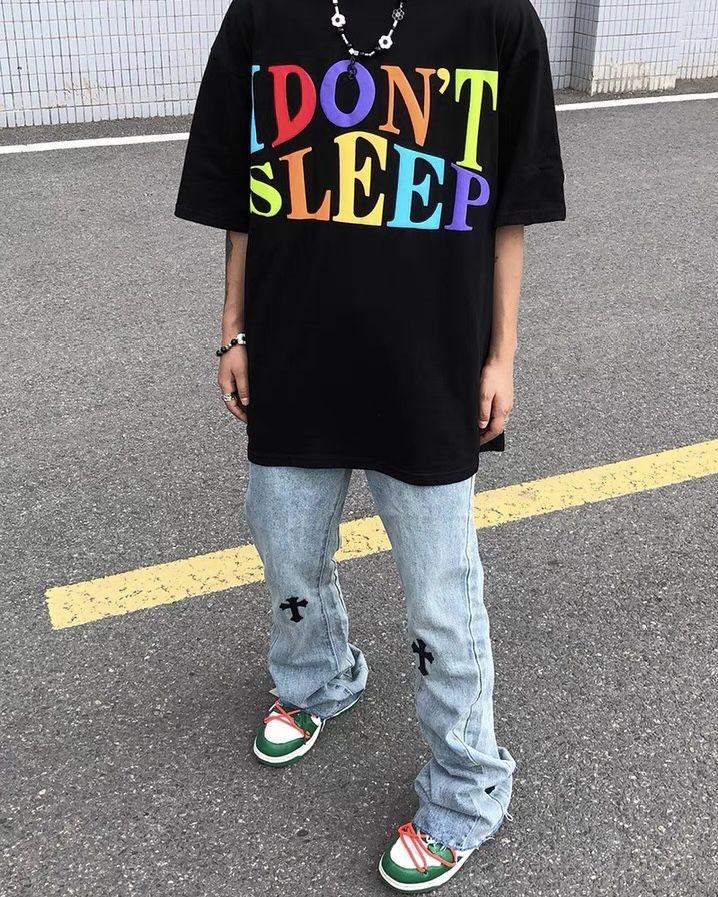 《2色》I DON'T SLEEP Tシャツの画像4