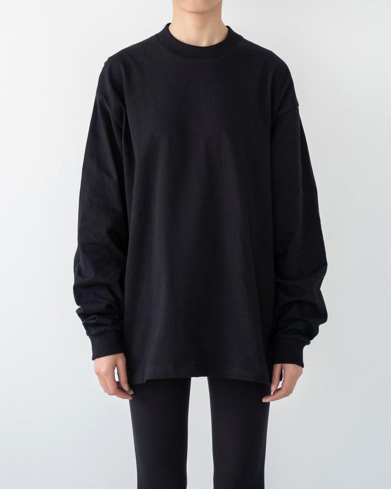 《3色》ベーシックロングTシャツの画像2