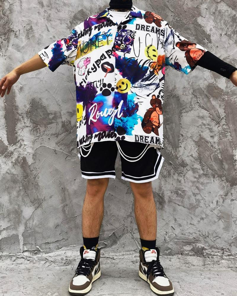 ニコガン半袖シャツの画像6