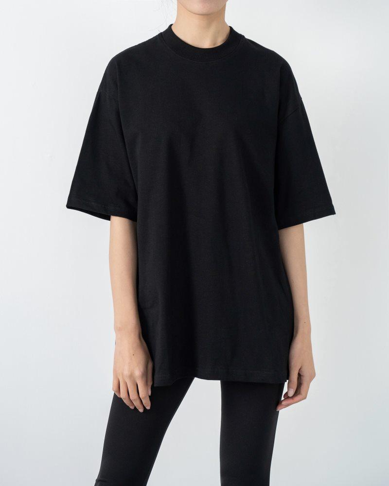 《3色》ベーシックオーバーサイズTシャツの画像2