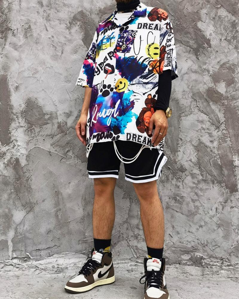 ニコガン半袖シャツの画像2