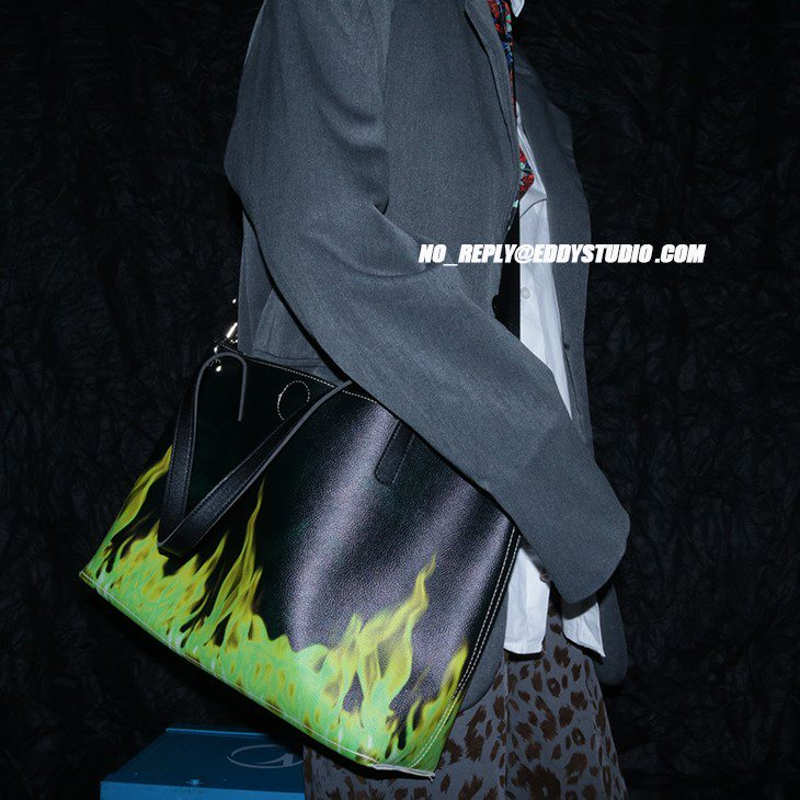 グリーンファイアーバッグの画像5