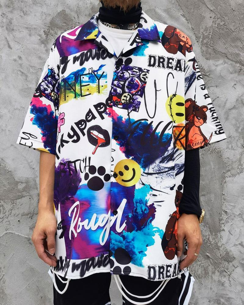 ニコガン半袖シャツの画像1