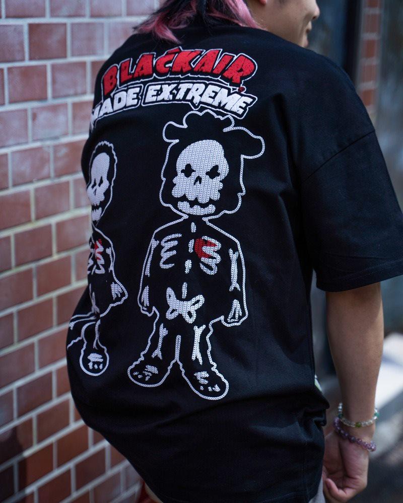 《2色》2manYahman Tシャツの画像9