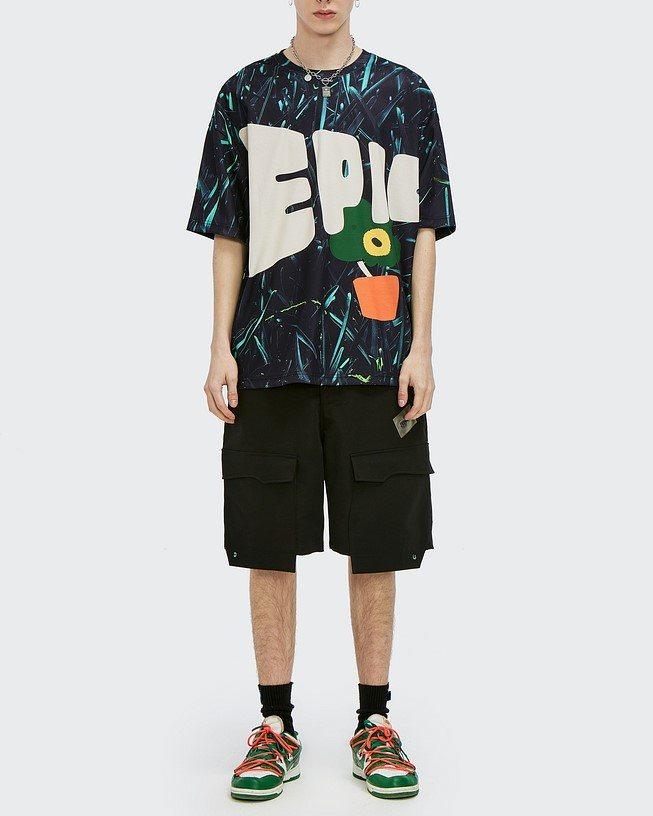 EPICオーバーサイズTシャツの画像4