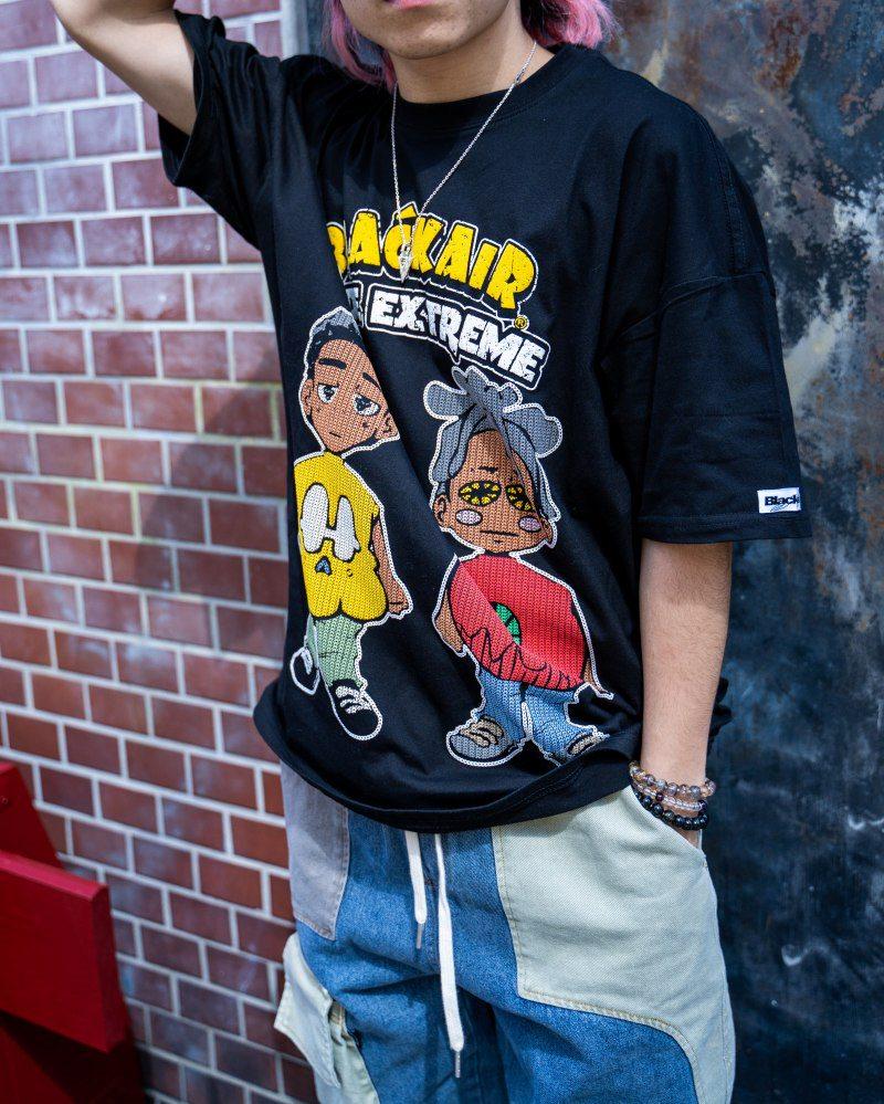 《2色》2manYahman Tシャツの画像7