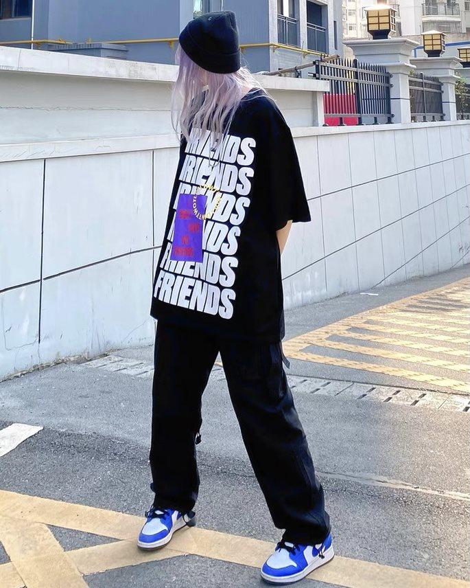 《3色》FRIENDS ロゴTシャツの画像5