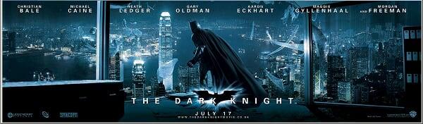 Affiche Batman Hong Kong