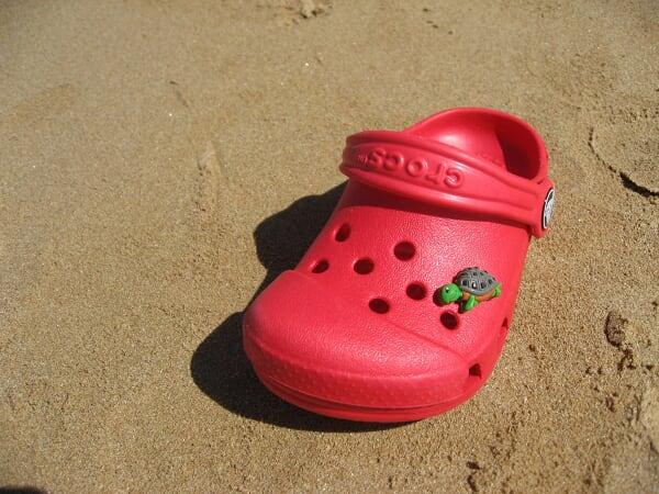 Une Crocs