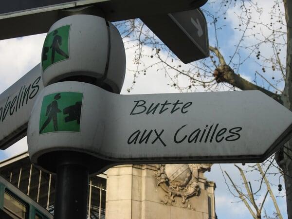 Butte aux Cailles