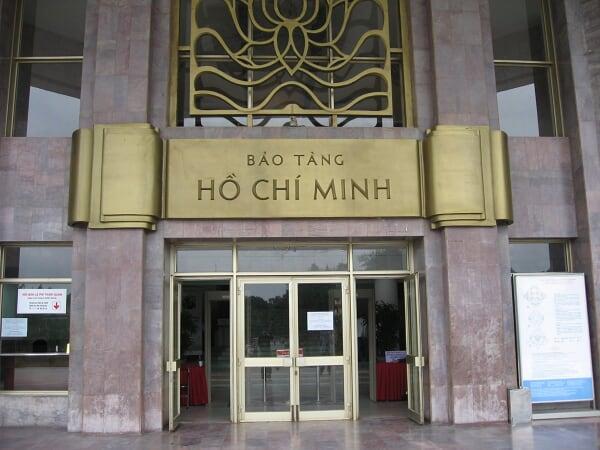 Musee Ho CHi Minh