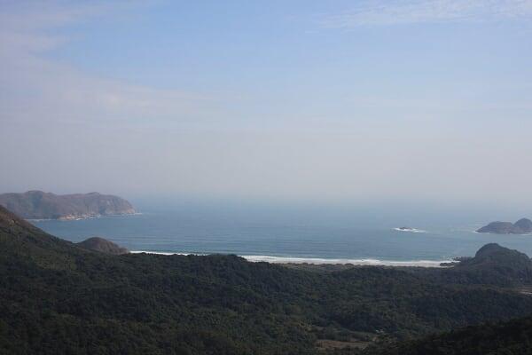 ...la plage de Tai Long Wan